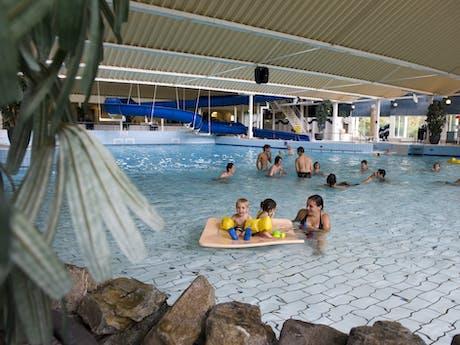 camping Roompot Beach Resort zwembad