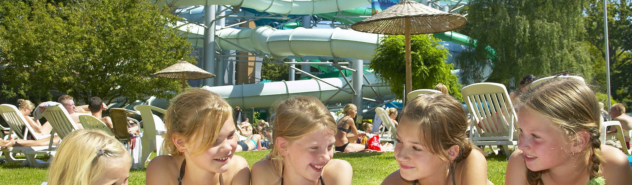 zwembad camping Duinrell