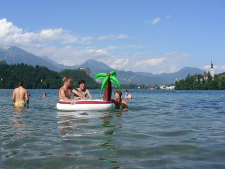 meer camping Bled 2