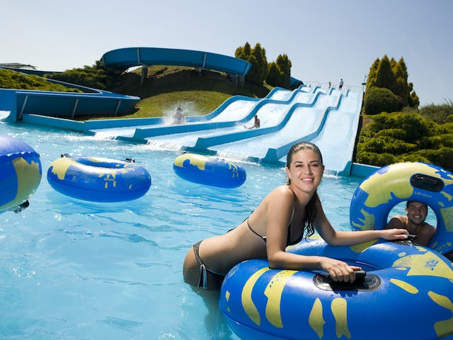 zwembad camping terme catez