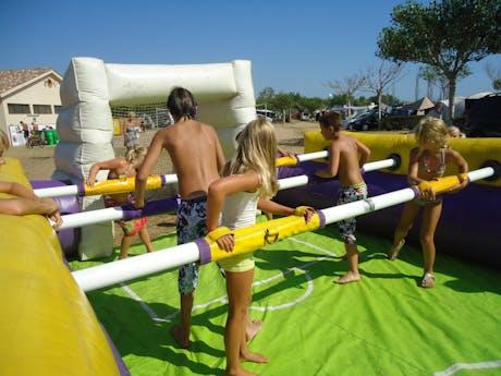 kinderen camping Playa Brava