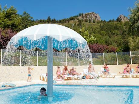 Kinderbadje camping Domaine du Verdon