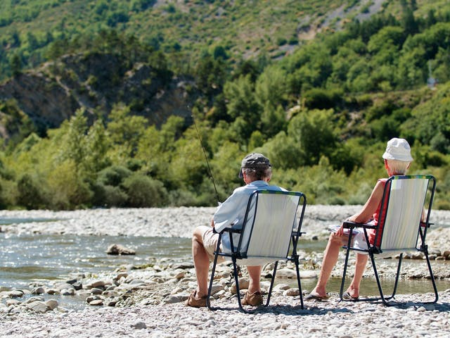 relaxen op camping domaine du verdon