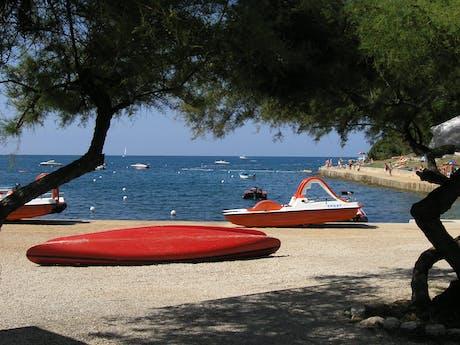 strand camping Porto Sole