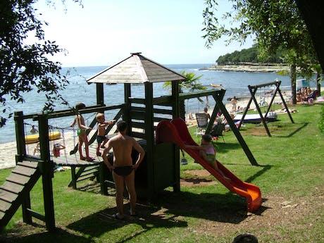 speeltuin camping Porto Sole