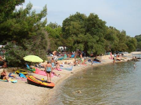 strand camping Vestar