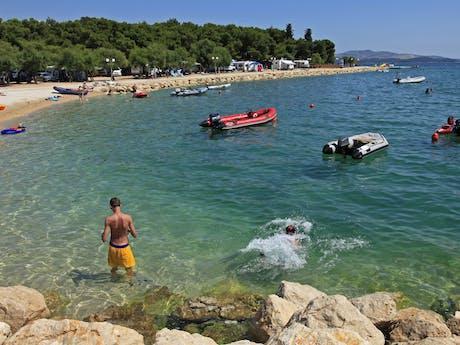 strand camping Solaris Beach Resort