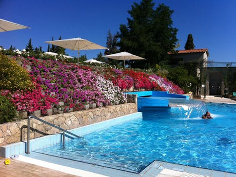 Zwembad camping Parco delle Piscine
