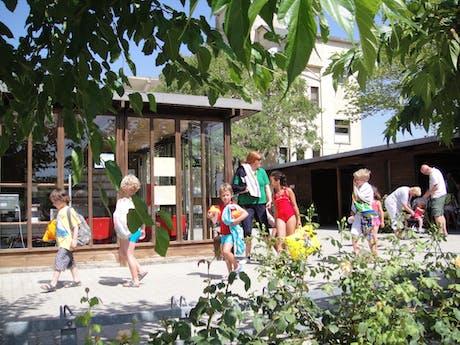 Kinderen animatie Camping Parco delle Piscine