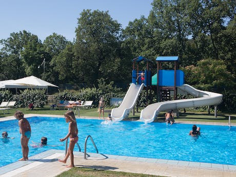 Camping Parco delle Piscine zwembad