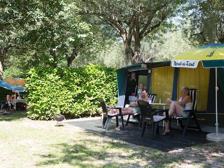 Rent-a-Tent Bungalowtent Parco delle Piscine