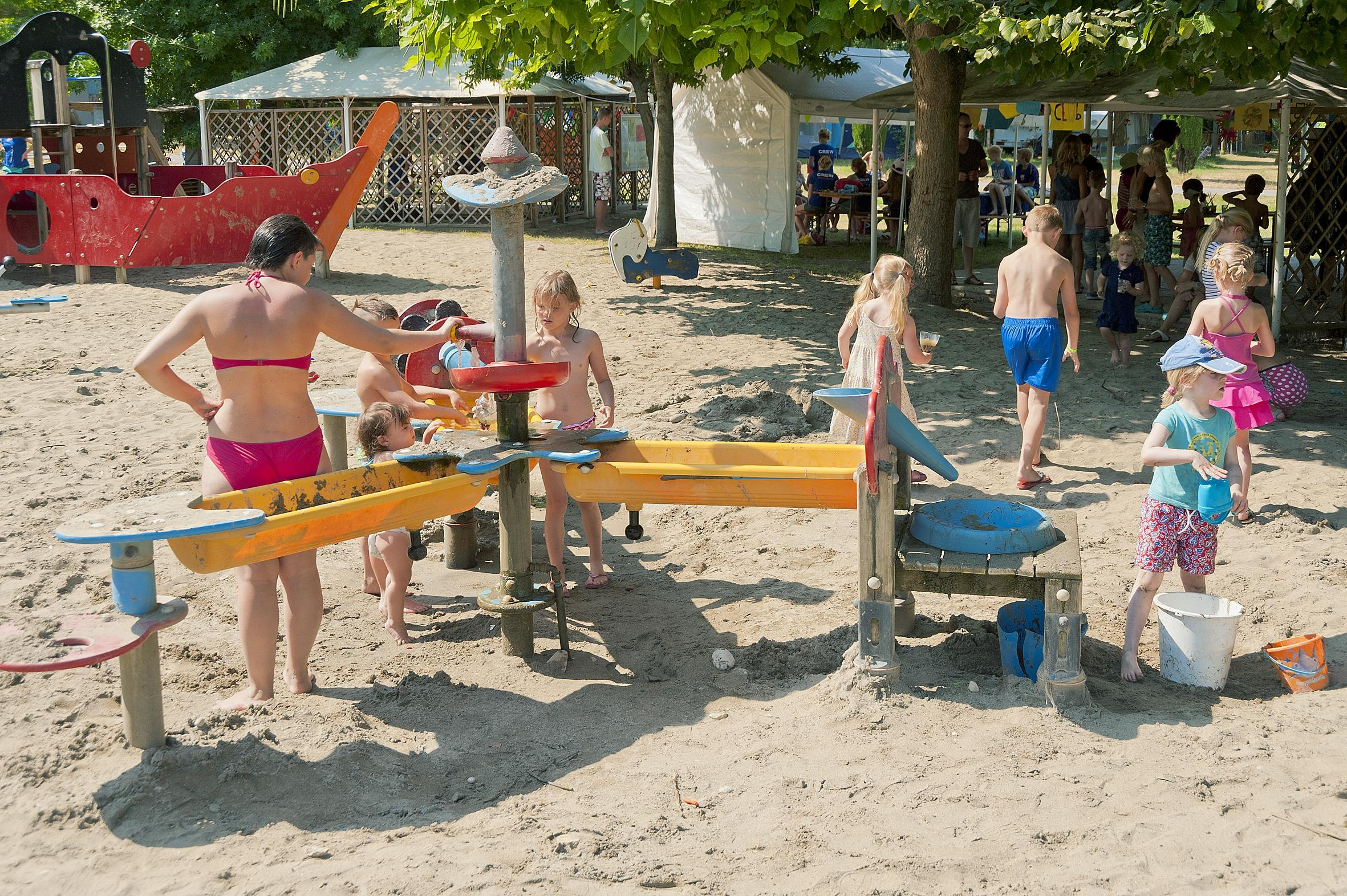 speeltuin camping Eurocamping Pacengo