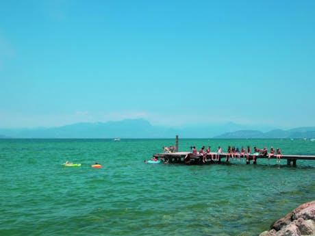 omgeving camping Del Garda