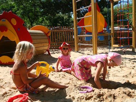 speeltuin camping La Rocca