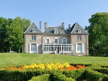 Camping Chateau de Drancourt