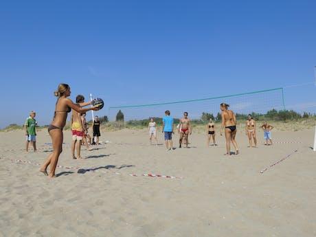 Sport camping Ca Savio