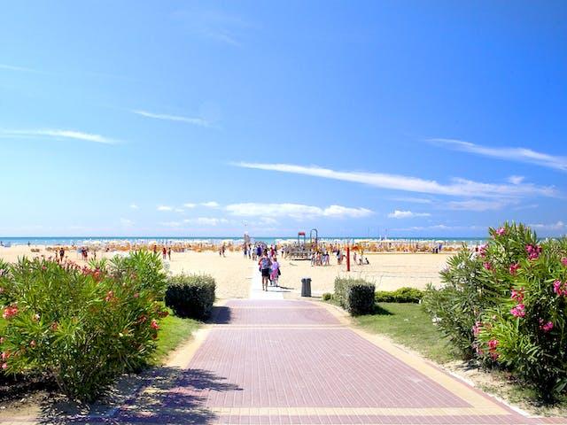 Strand camping Villaggio Internazionale