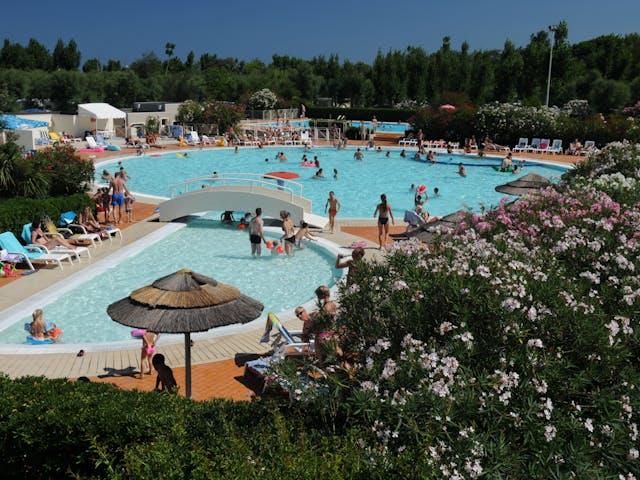 Zwembad camping Vigna sul Mar