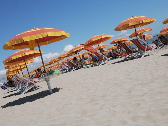 Strand Vigna sul Mar