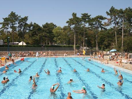 Zwembad camping Mare Pineta