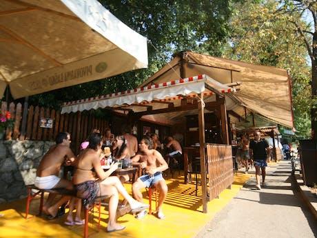 Bar camping Mare Pineta