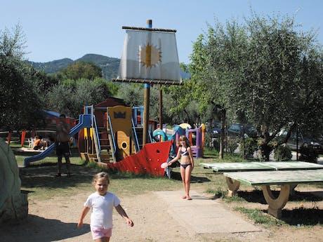 speeltuin camping Eden