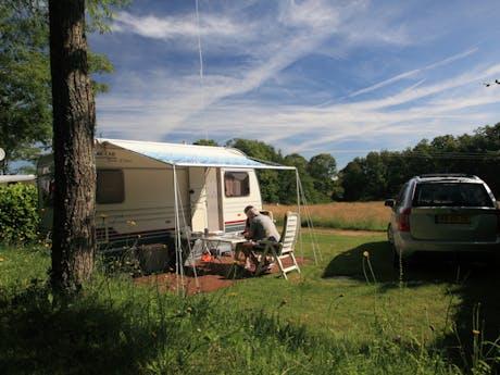 Caravan Camping Chateau de Verdoyer