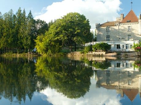 Rivier Camping Chateau de Verdoyer