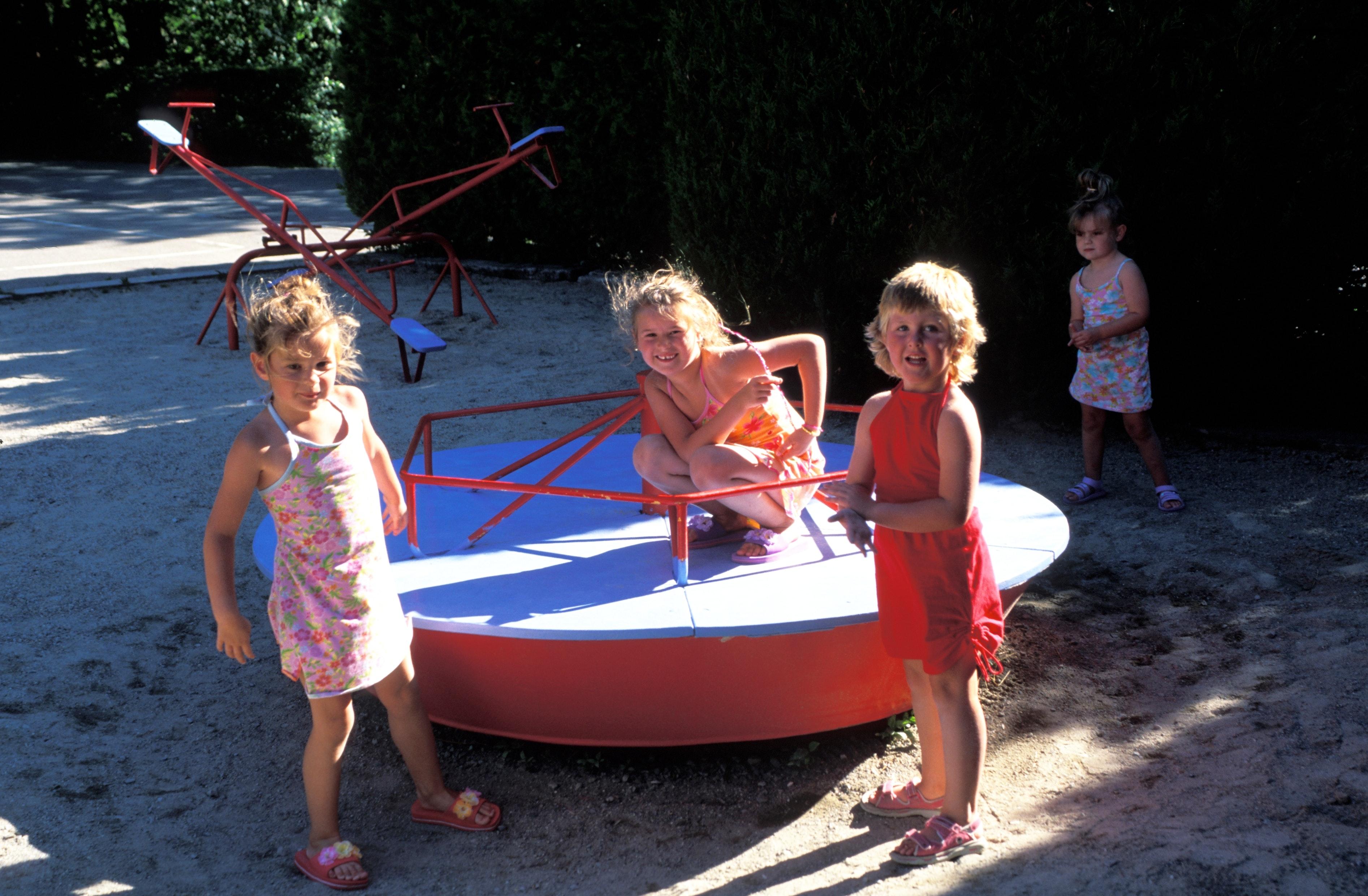 speeltuin camping Belledonne