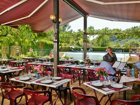 Restaurant Camping La Riviere