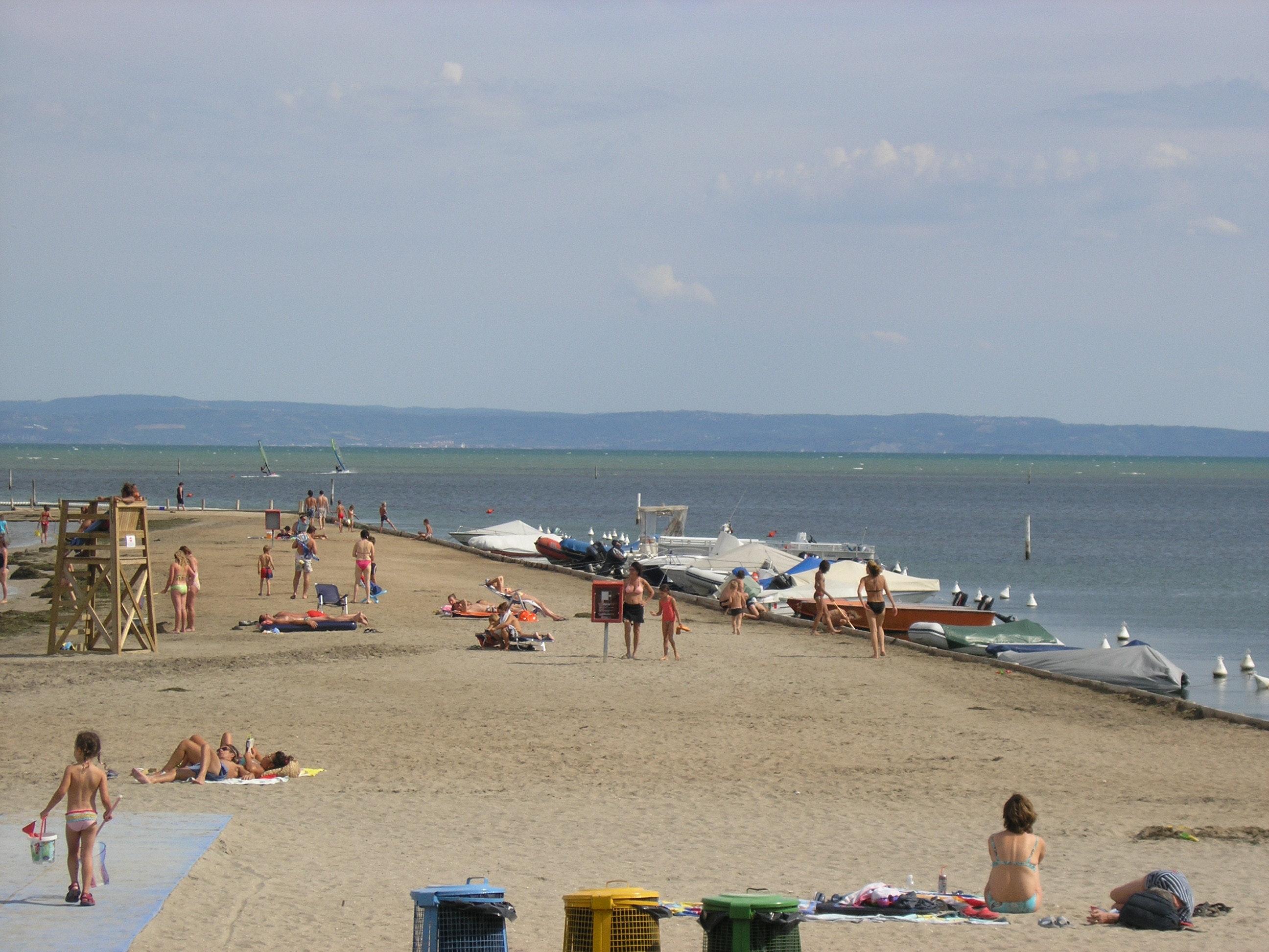 Strand camping Villaggio Europa