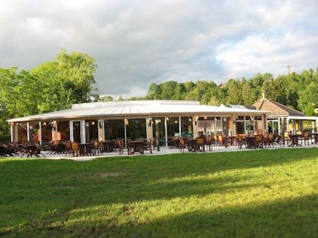 Restaurant camping Fayolan