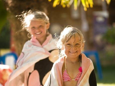Kinderen Camping I Pini Family Park