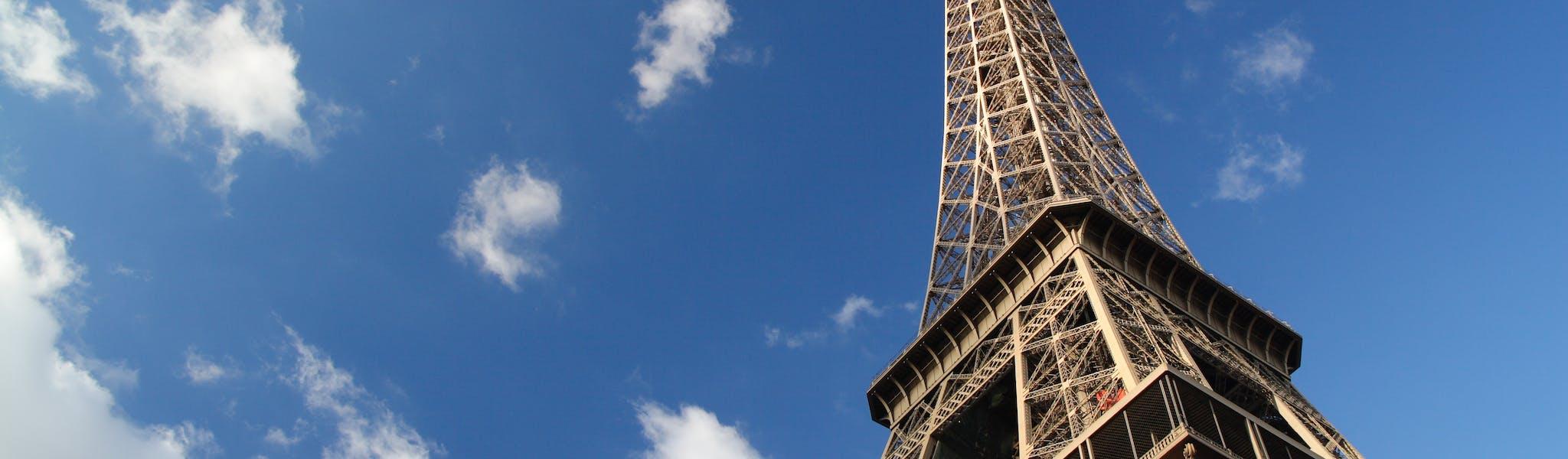 Eiffeltoren in Parijs