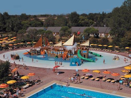 Kinderbad Camping Pra Delle Torri