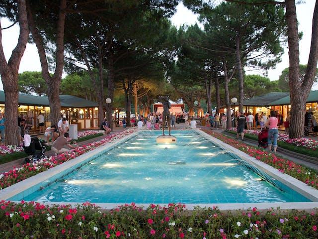 Fontein Camping Marina di Venezia