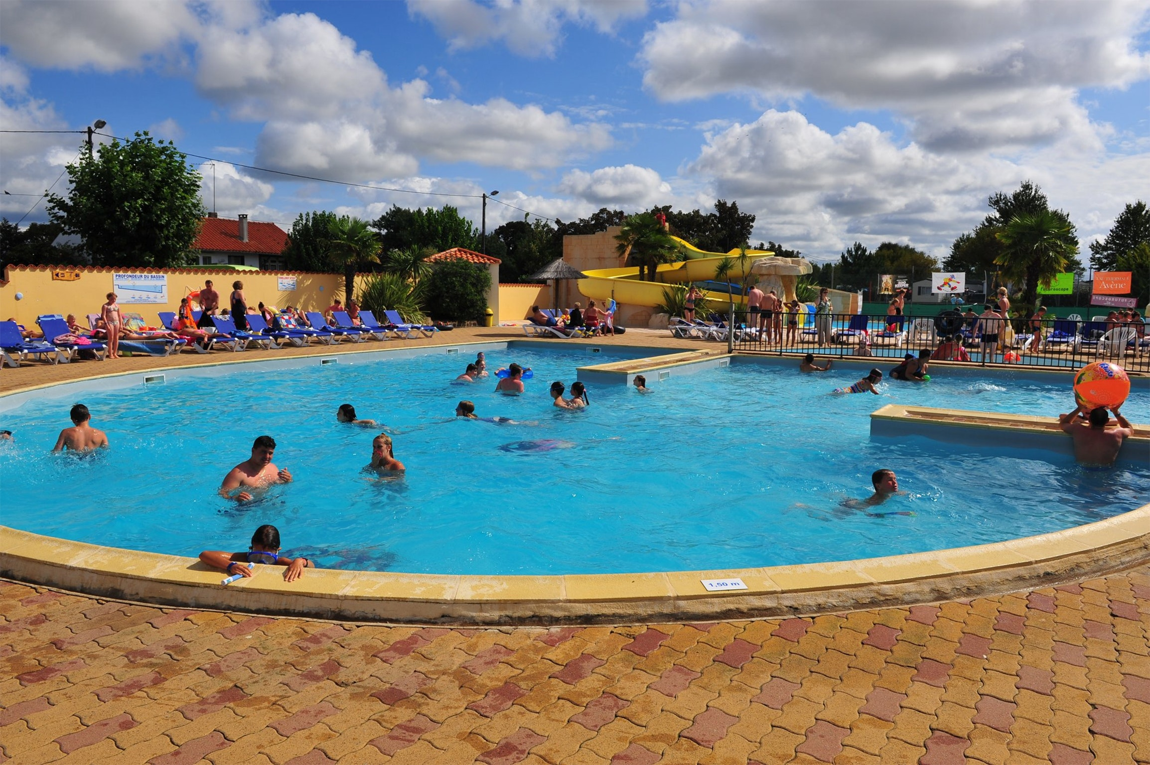 zwembad camping l'Océano d'Or
