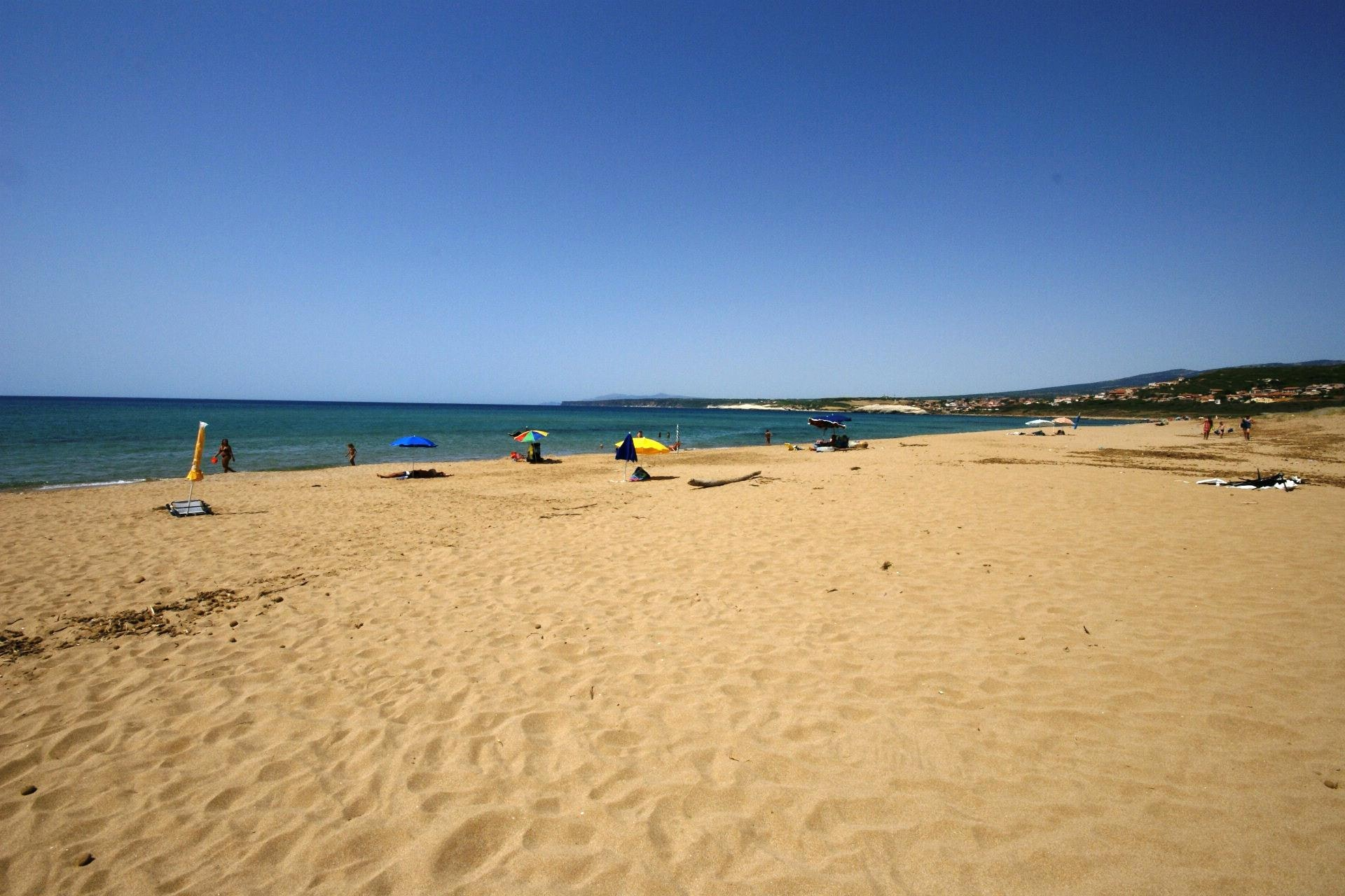 Strand camping Bella Sardinia
