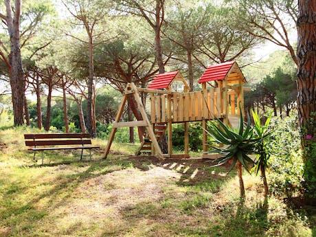 Speeltuin camping Bella Sardinia