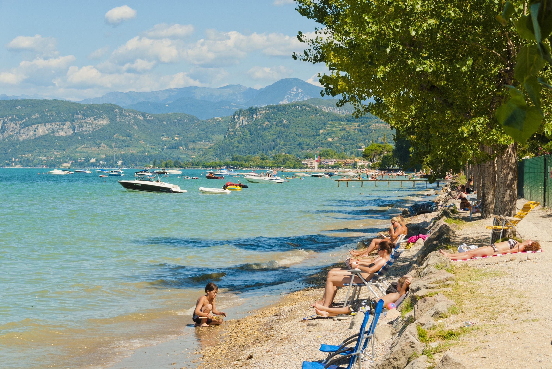 strand camping San Vito