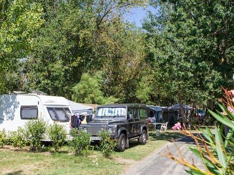 camping Ma Prairie campeer