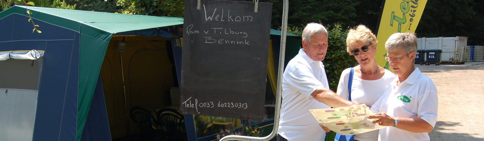 Vragen beheerders Rent-a-Tent