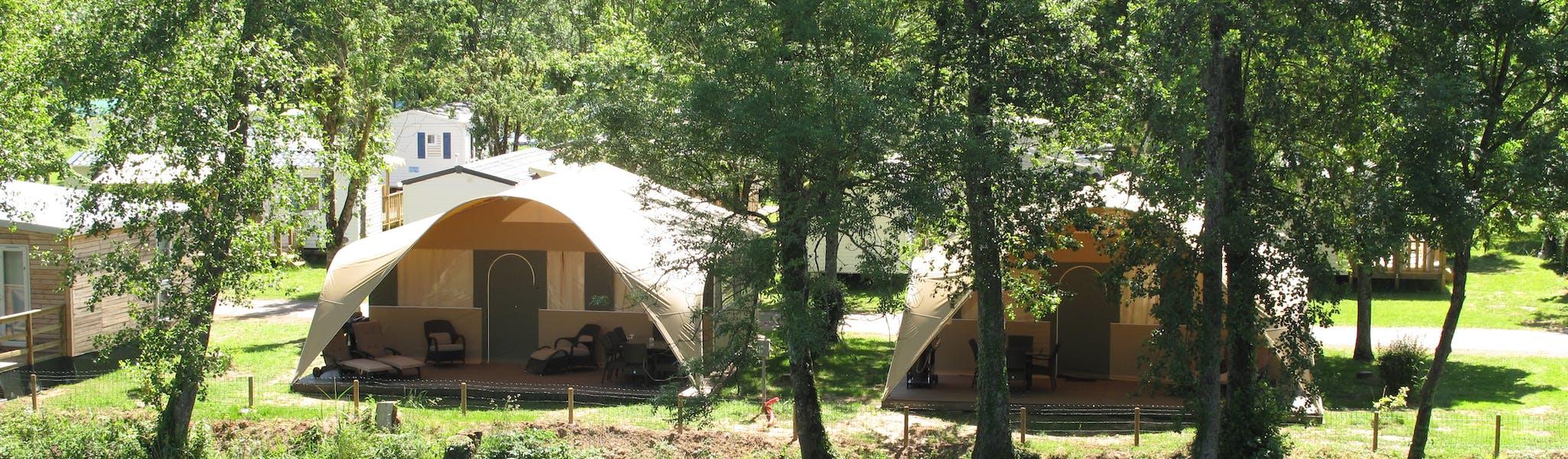 Grand Lodge tent