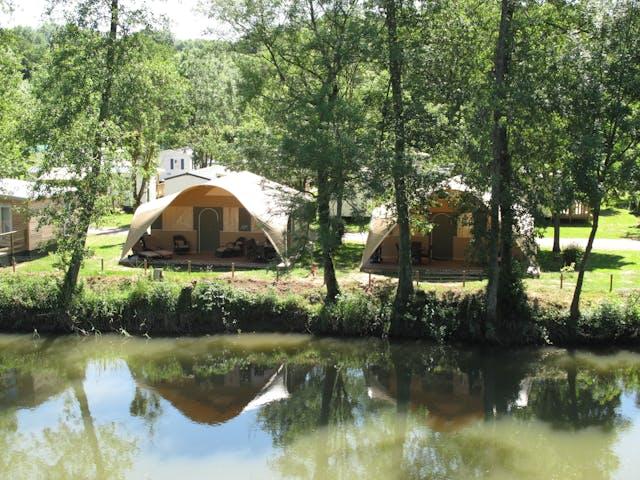 Camping Val de Bonnal Grand Lodgetent