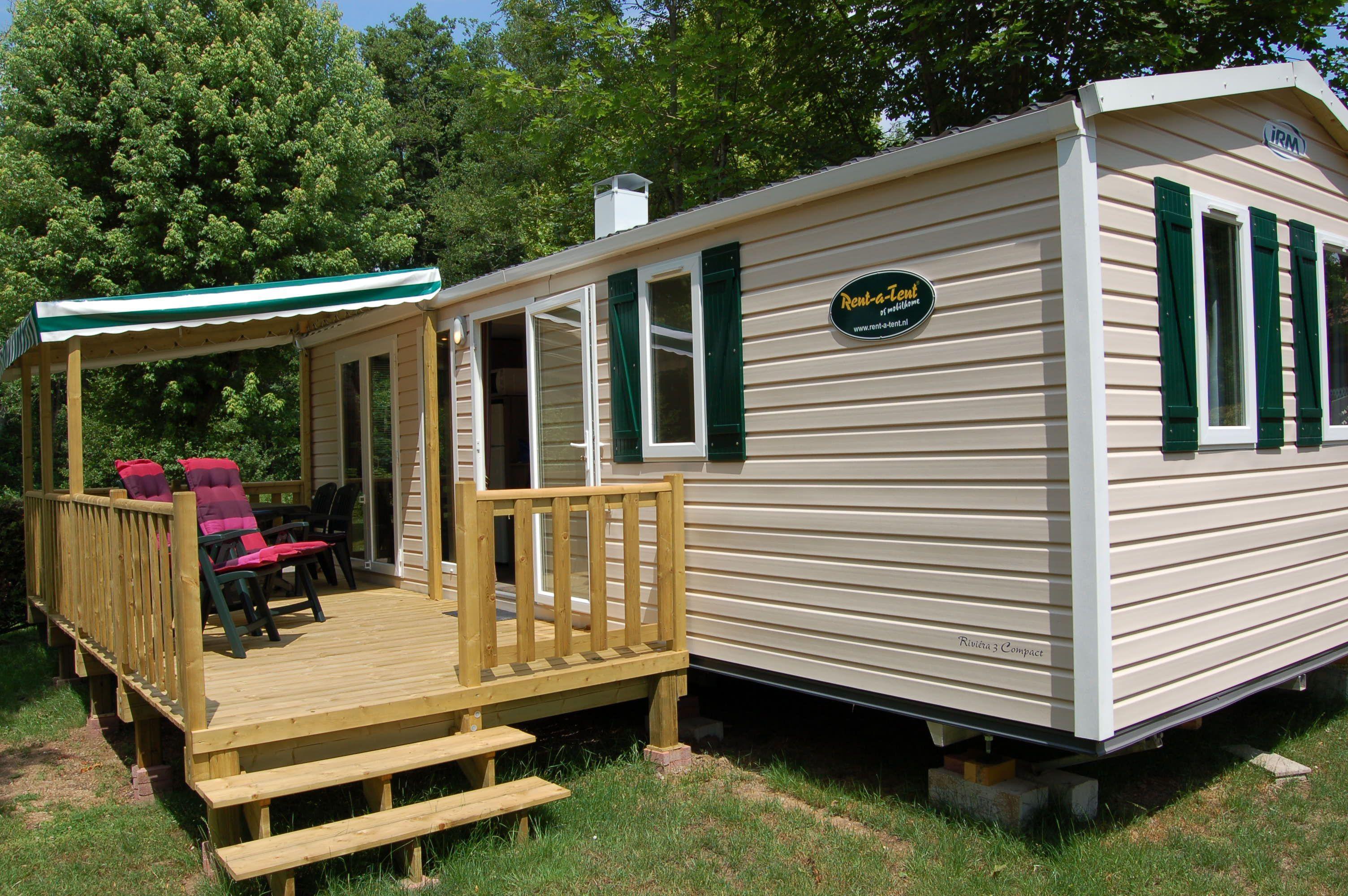 Camping La Sirène Stacaravan huren | Rent a Tent