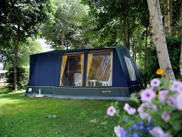 Luxe Bungalowtent Blue Rent-a-Tent