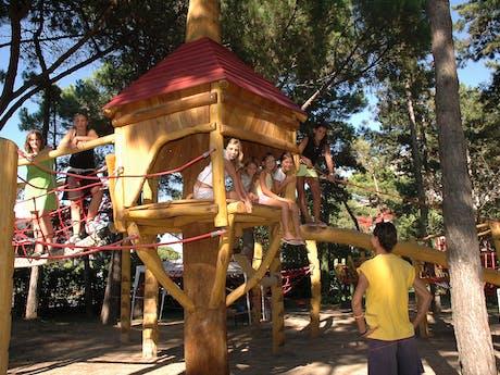 Speeltuin camping Sabbiadoro