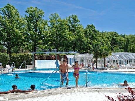 Camping Sabbiadoro zwembad