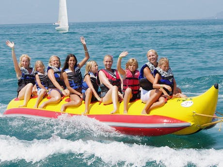 Watersport camping Bella Italia
