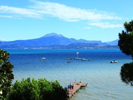 Gardameer camping Bella Italia